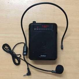 Amplificador Parlante C/ Microfono Vinch Portatil Bluetooth