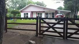 Vendo 2 casas en Pehuen Co