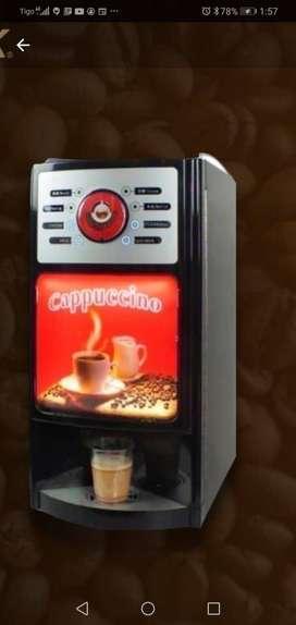 vendo maquina de café para negocio-dispensadora de café