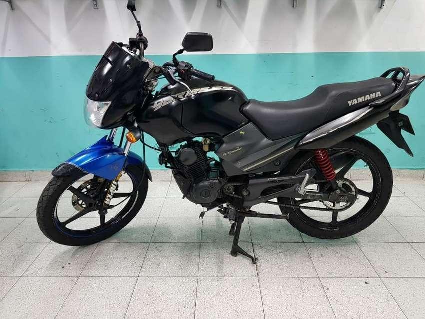 Yamaha Ybr 125 Modelo 2011 0