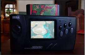 Sega Genesis Nomad 16bit Portatil