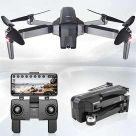 Dron Sjrc F11 Pro 2k Con Gps Wifi Plegable
