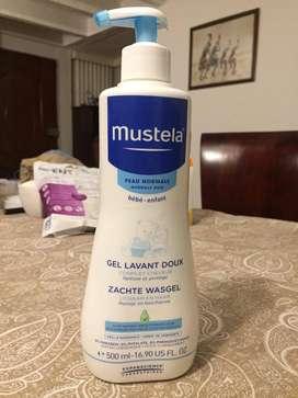 Shampoo gel lavant Mustela 500ml