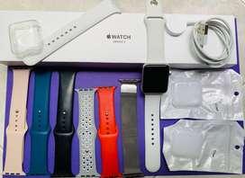 Apple Watch Series 3 GPS (42mm) Plata