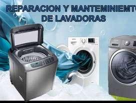 Reparación y Mantenimiento de lavadoras en Medellin, Envigado, Itagui, Bello Servicio Técnico