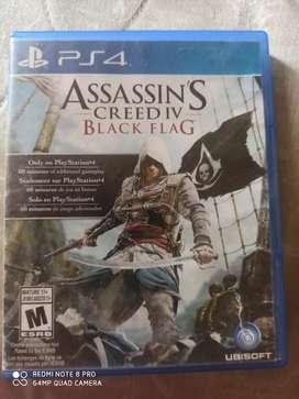 Assassin's creed IV black flag para ps4