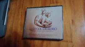 Paul Mccartney's Liverpool Oratorio - Cd Doble Usa 1991