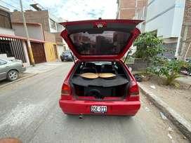 Volkswagen gol 1.6 hatchback