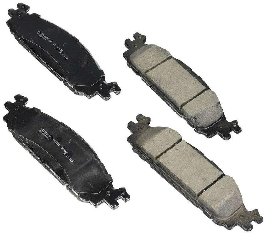 Pastillas de Frenos Motorcraft Br1508