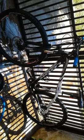 Vendo bicicleta Look rodado 29.  en muy buen estado