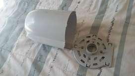 Cubre motor de plastico para ventilador (Carcasa)