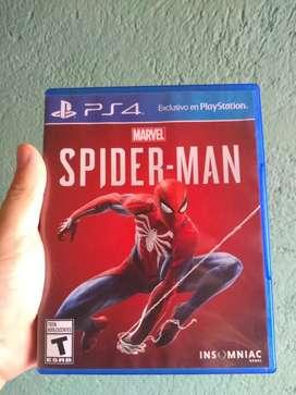Marvel Spiderman de INSOMNIAC