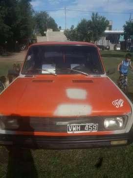 Fiat 128 vendo a $45.000, recibo moto o permuto x moto