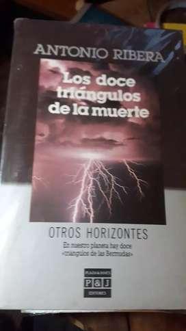 LOS DOCE TRIANGULOS DE LA MUERTE (usado)