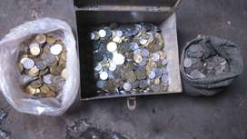 coleccionistas, monedas antiguas