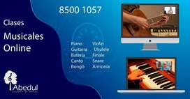 Clases Musicales Online