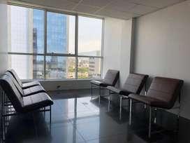 Alquiler de Moderna Oficina en Centro Empresarial de San Isidro