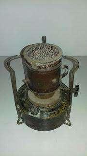 Calentador Bram Metal Número  3