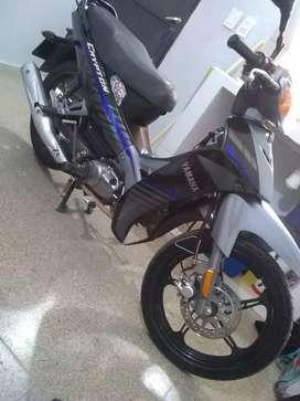 Vendo Yamaha new crypton único dueño 2019
