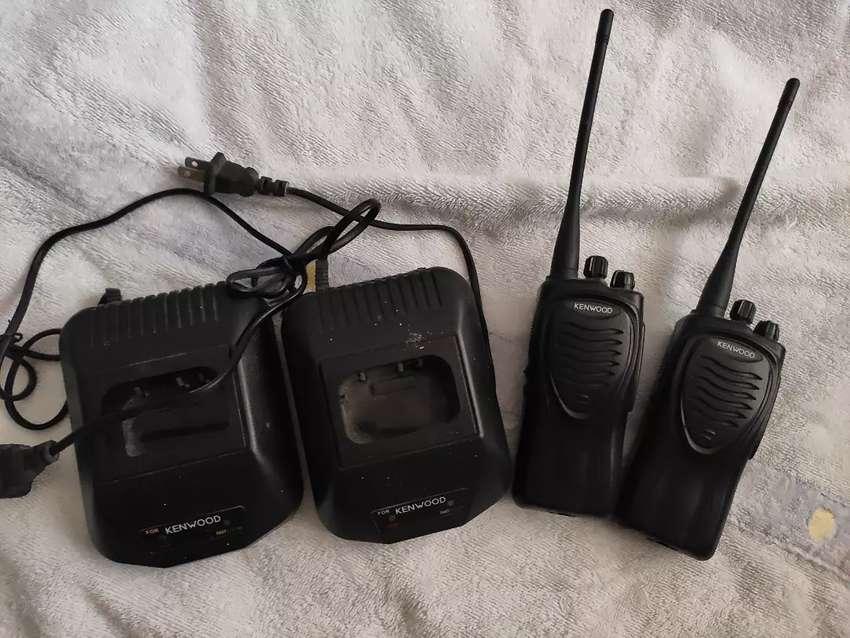 RADIOS DE COMUNICACIÓN KENWOOD 0