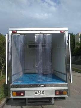 venta de furgón refrigerado marca nissan cabstar