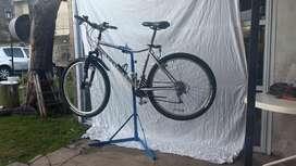 Banco de trabajo para bicicletas Mtb / potro de trabajo bici