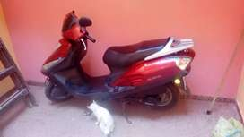 Vendo honda elite joya 2010