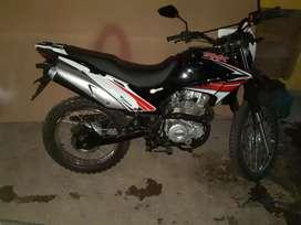 Moto corven 250