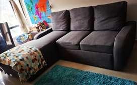 Motivo viaje Vendo sofá cama
