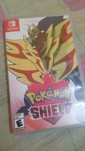 Vendo pokemon escudo / shield