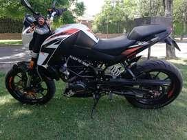 VENDO KTM DUKE 200cc