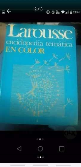 Enciclopedias larousse