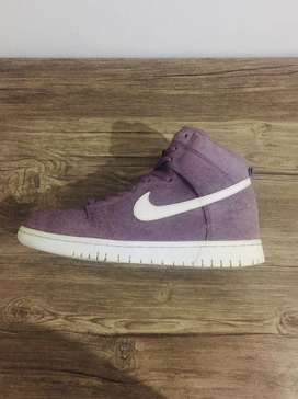 Nike air force dunk purple 42