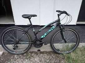 Bicicleta rin 26 marco femenino