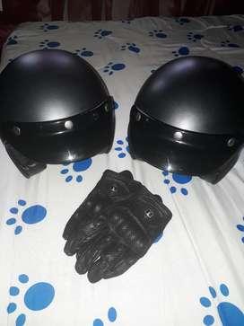 Vendo 2 Cascos Harley Davidson