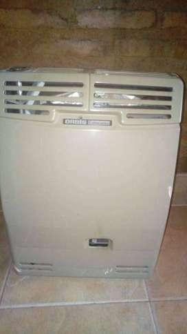 Calefactor tiro balanceado- Orbis- 3800 calorías