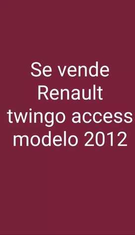 Se vende twingo 2012