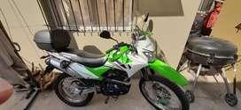 Moto brava texana 2019 CD 250