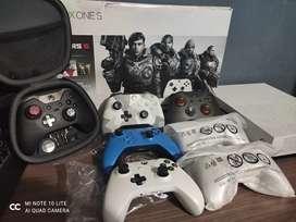 Controles Xbox one 3 generación nuevos - usados como nuevos