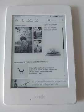 Kindle Amazon paperwhite 3, 7 generación, año 2015, Lector de libros digitales