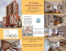 Apartamentos en venta Edificio Vado