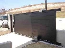 puertas eléctricas  mantenimiento y reparacion
