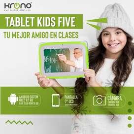 TABLE KINDS FIVE $175.OOO UNIDAD / 130.OOO AL POR MAYOR .TABLET KIDS, 1 RAM