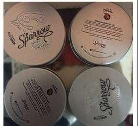 Cera Sparrow Hair Pomade Wax Exce - Un - L a $43000
