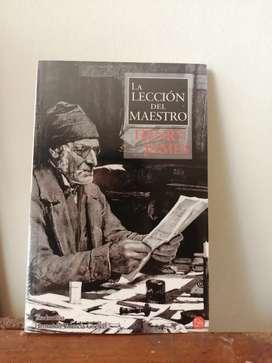 La lección del maestro - Henry James