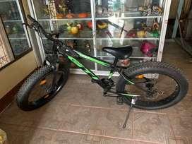 Bicicleta GTI THOR