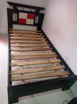 2 camas de 1m