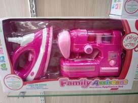Maquina De Coser De Verdad Juguete Para Niñas