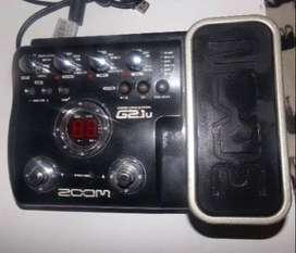 Pedal Zoom G2.1u