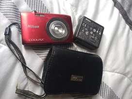 Camara Nikon coolpox